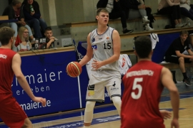 NBBL-Team chancenlos in Bamberg