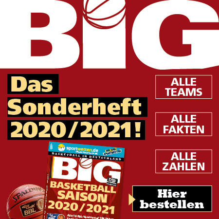 BIG 20 21 Sonderheft