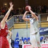 22. Spieltag - Merlins vs. Brose Baskets