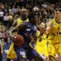 25. Spieltag - EWE Baskets Oldenburg vs. Merlins