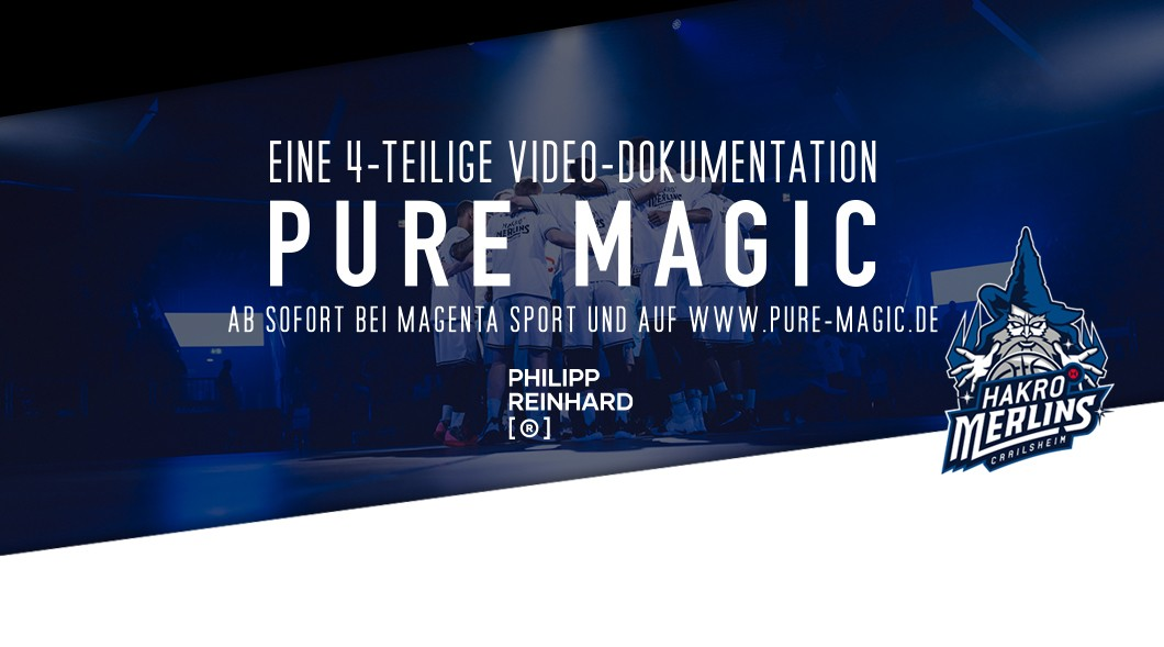 Titelbild Website PURE MAGIC DOKU AB SOFORT